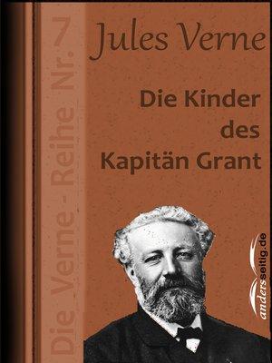 cover image of Die Kinder des Kapitän Grant