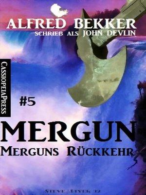 cover image of John Devlin--Mergun 5