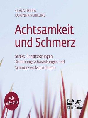 cover image of Achtsamkeit und Schmerz