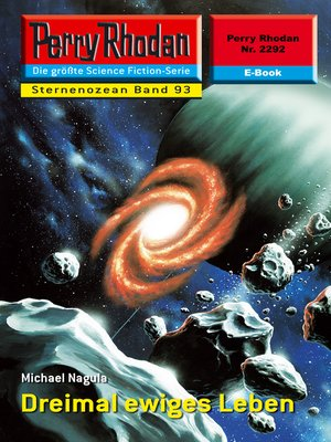 cover image of Perry Rhodan 2292