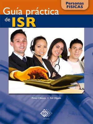 cover image of Guía práctica de ISR