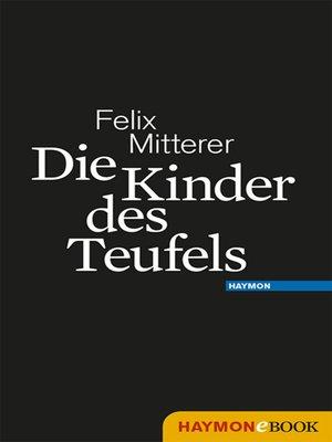 cover image of Die Kinder des Teufels