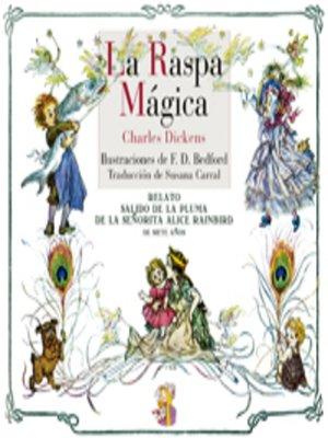 cover image of La raspa mágica