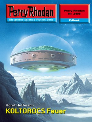 cover image of Perry Rhodan 2495