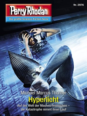cover image of Perry Rhodan 2976