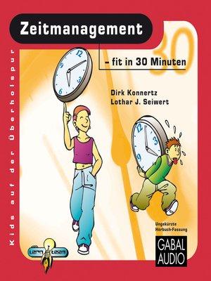cover image of Zeitmanagement--fit in 30 Minuten