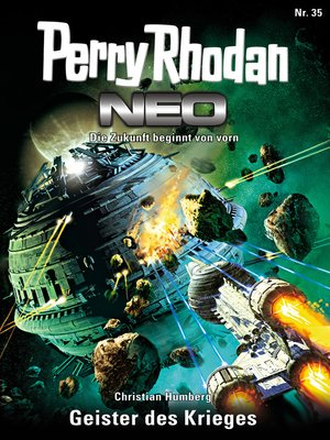 cover image of Perry Rhodan Neo 35