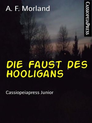 cover image of Die Faust des Hooligans