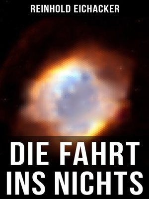 cover image of Die Fahrt ins Nichts