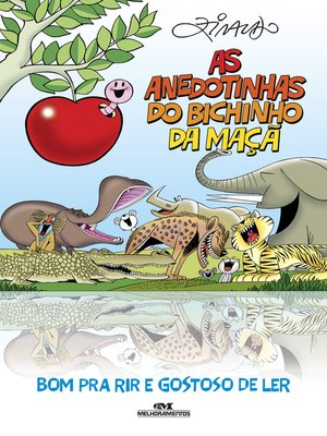 cover image of As Anedotinhas do Bichinho da Maçã