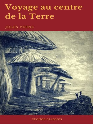 cover image of Voyage au centre de la Terre (Cronos Classics)