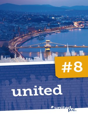 cover image of united #8