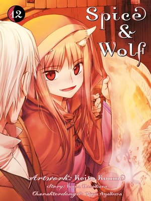 cover image of Spice & Wolf, Band 12