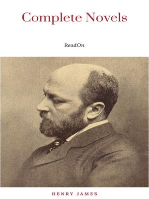 cover image of The Complete Novels of Henry James--All 24 Books in One Edition