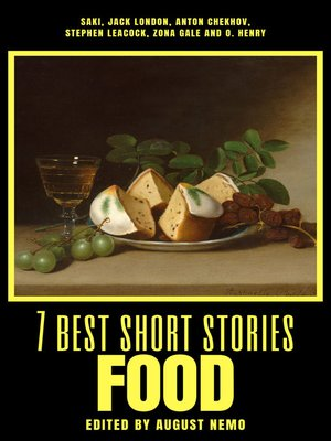 cover image of 7 best short stories--Food