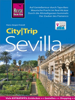 cover image of Reise Know-How CityTrip Sevilla