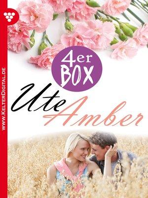 cover image of Ute Amber 4er Box--Liebesromane