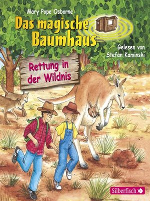 cover image of Rettung in der Wildnis