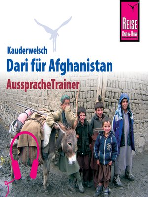 cover image of Reise Know-How Kauderwelsch AusspracheTrainer Dari für Afghanistan