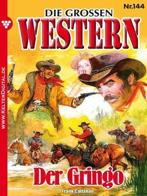 cover image of Die großen Western 144