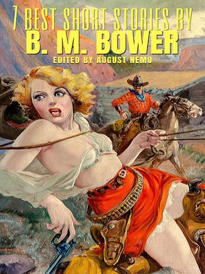 cover image of 7 best short stories by B. M. Bower