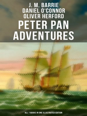 cover image of Peter Pan Adventures