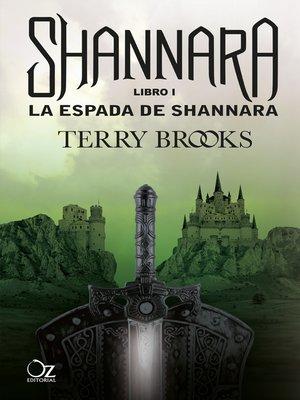 cover image of La espada de Shannara