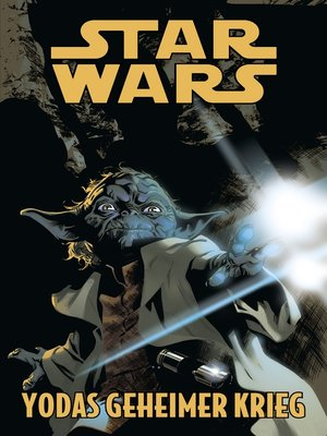 cover image of Star Wars --Yodas geheimer Krieg