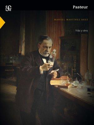 cover image of Vida y obra de Pasteur