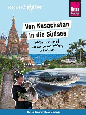 cover image of Reise Know-How ReiseSplitter