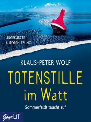 cover image of Totenstille im Watt