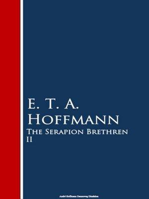 cover image of The Serapion Brethren, Volume 2