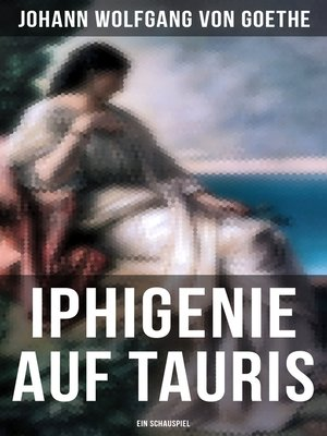 cover image of Iphigenie auf Tauris