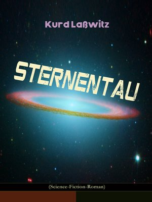 cover image of Sternentau (Science-Fiction-Roman)