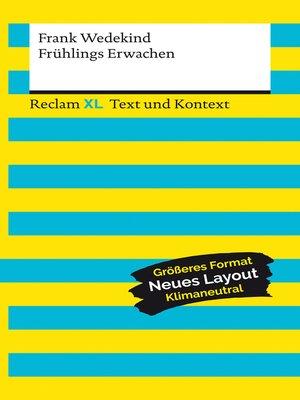 cover image of Frühlings Erwachen