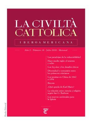 cover image of La Civiltà Cattolica Iberoamericana 18