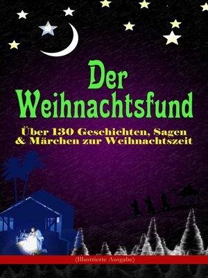 cover image of Der Weihnachtsfund