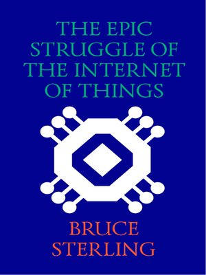 cover image of The Epic Struggle of the Internet of Things