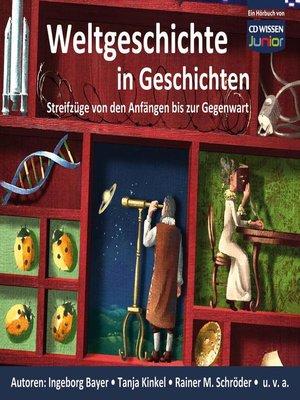 cover image of Weltgeschichte in Geschichten