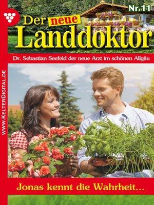 cover image of Der neue Landdoktor 11 – Arztroman