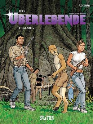 cover image of Überlebende. Band 2