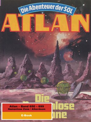 cover image of Atlan-Paket 14