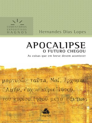 cover image of Apocalipse