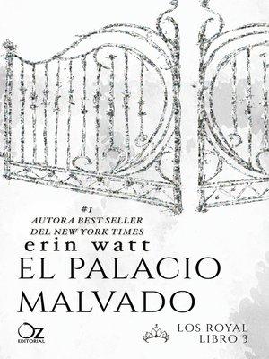 cover image of El palacio malvado