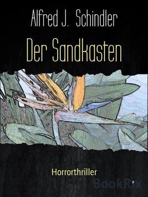cover image of Der Sandkasten