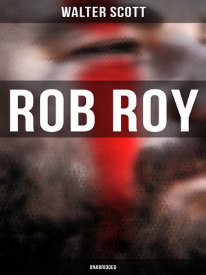 cover image of Rob Roy (Unabridged)
