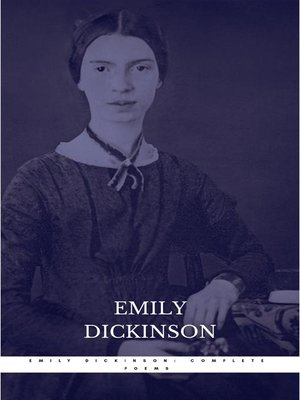cover image of The Complete Poems of Emily Dickinson