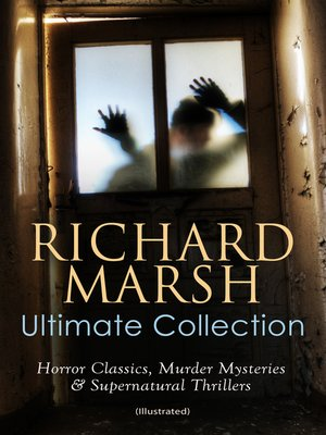 cover image of RICHARD MARSH Ultimate Collection