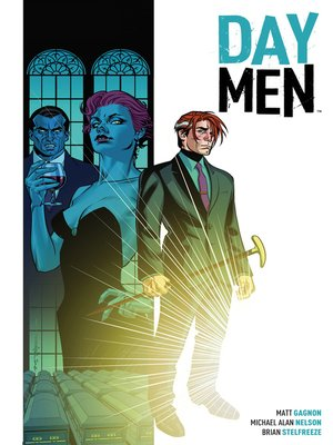 cover image of Day Men 1