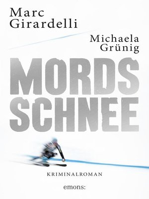 cover image of Mordsschnee